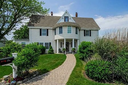 Walk to the Beach and Relax - Middletown - Maison