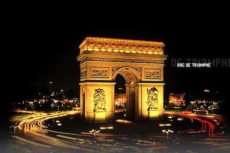 ETOILE-FOCH - Paris - Lejlighed