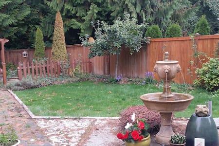 A/C Beautiful House & Garden - Puyallup - House