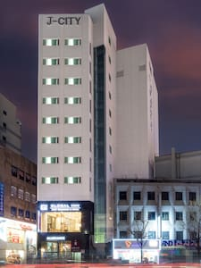 부산 투어와 쇼핑에 중심 남포동 위치 호텔서비스 이용가능한 곳 - Apartment