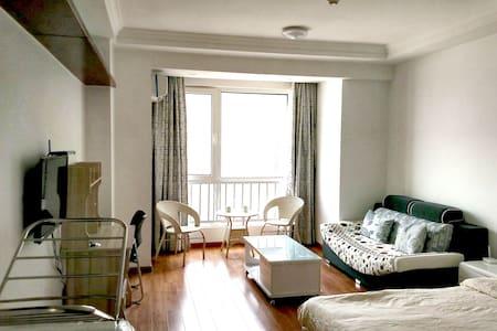 汉城湖边上的温馨家庭房 - Xi'an - Apartamento