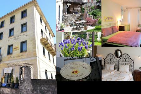 B&B Ticino-Malvaglia-Val di Blenio - Bed & Breakfast