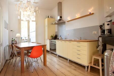 Comfortable design apartment for 2