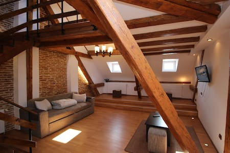Superb Loft Studio in Main Square