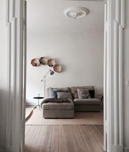 105 m2 apartment in central Århus