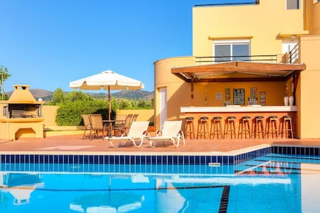 Luxury Villa Triton - 3 bedrooms - Lasithi - Vila