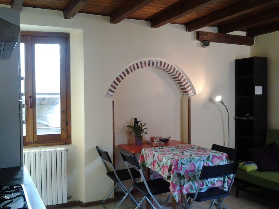 Entire cozy flat in COMO CENTER