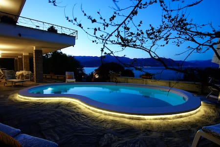 Stresa-La VolpeDorata-Suite Bluette - Bed & Breakfast