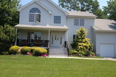 Large Pet Friendly Beach House - East Marion - Hus