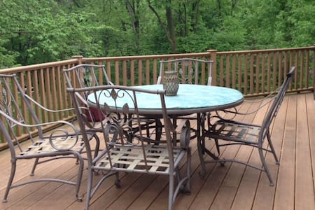 Vacation Life on the Lake (Beautiful home/grounds) - Richville - Condominium