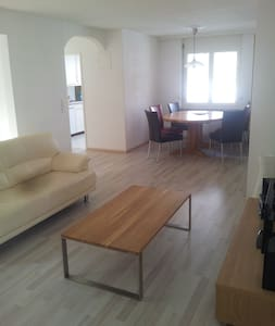 Furnished room in a nice appartment