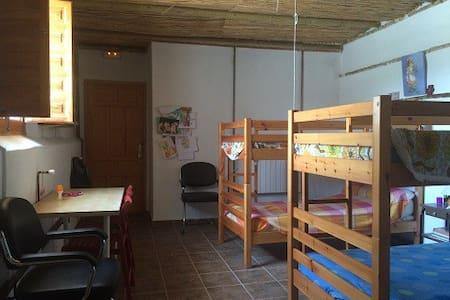 habitacion literas 4 pax cortijo - Internat