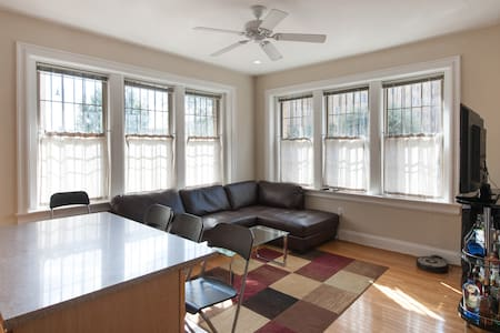 Fun location & easy to get downtown
