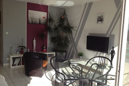 Appartement cosy proche de la mer - Le Folgoët - Flat