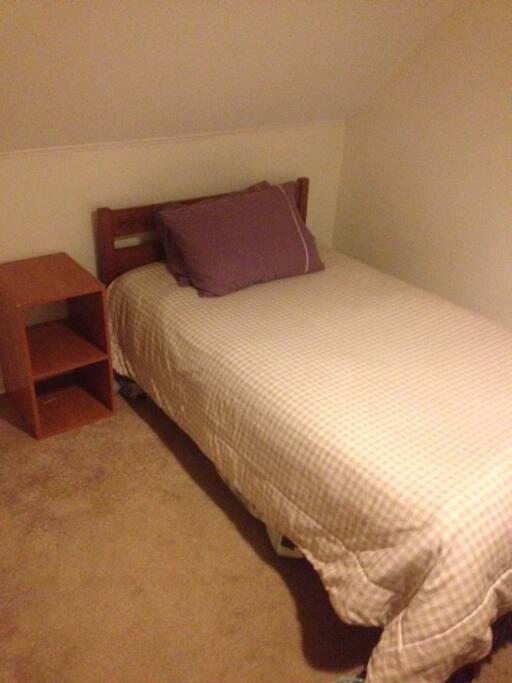 cama de plaza y media