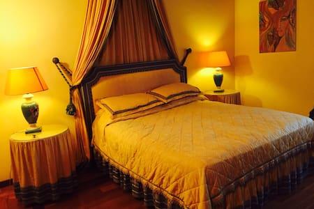 Stanza in accogliente villa privata - Rome - Villa