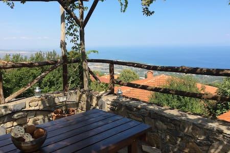 Villa Pasithea | Βίλλα Πασιθέα - Palaios Panteleimonas