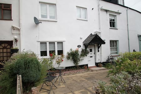 Holiday cottage in the heart of Dunster, sleeps 4 - Dunster - Casa
