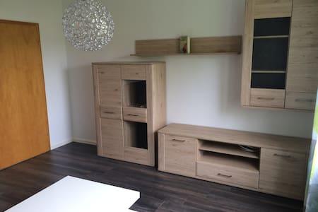 Neu eingerichtete Ferienwohnung - Waldkappel-Bischhausen - Apartamento