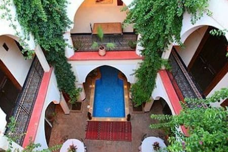 Junior Suite Aladin, Riad El Sagaya