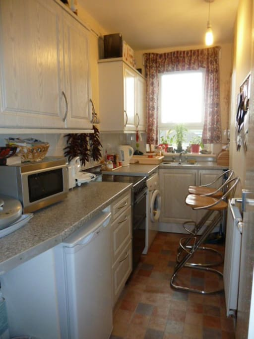 Fully equiped Nice kitchen !