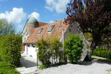 The Cottage at Manoir le Fort - Talo