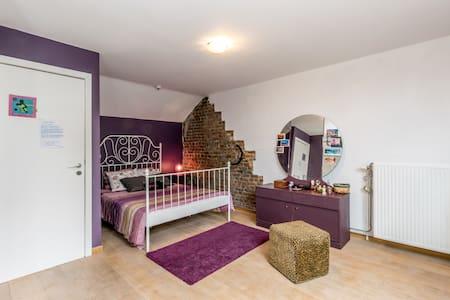 Lost Paradise in Rixensart - Apartament