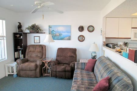 Sea Cottage in Private Resort! - Port Isabel - Casa