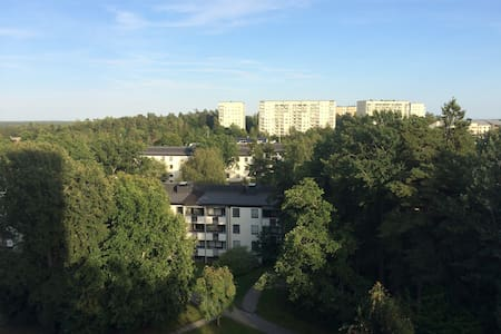 Comfortable apartment at 5th floor - Stockholm