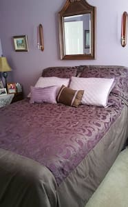 Lavendar Room, Bed and Breakfast near Austin, TX - Cedar Park - Bed & Breakfast