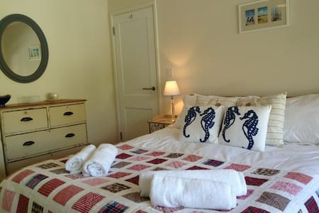 Luxury Annexe 300 metres from beach - Croyde - Apartamento