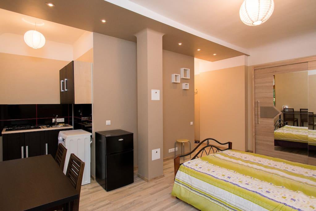 дешевое жилье в Риге квартира студия