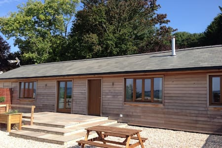 Luxury lodge Nr Bath - all 1 level - Maison
