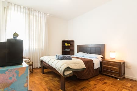 2 rooms near Paulista Avenue