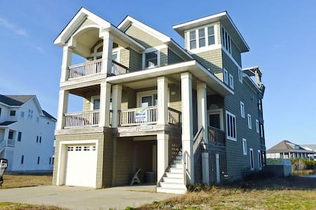 Perfect vacation home, Outer Banks