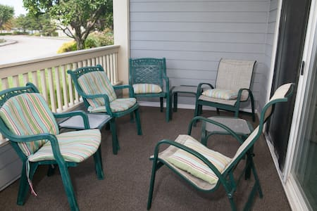 GREAT FAMILY 3 BEDROOM, 2 BATH GETA - Ocean City - Condominium