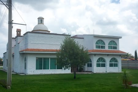 Hacienda Chenson - Dom