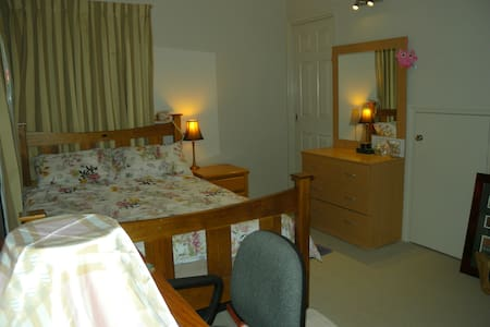 Double Bed; Ensuite Bathroom; Separate entry - Harrison - House