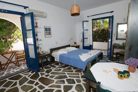 angies studios  2 beds - Πάρος - Διαμέρισμα