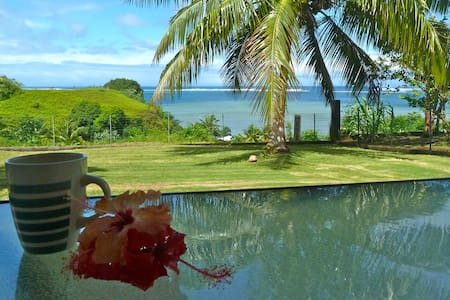 Tahiti Iti - With a view on the lagoon - Talo