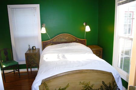 Historical district, 2 min from USD - Vermillion - House