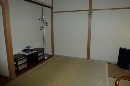 Room in guesthouse  in onsen resort 1.2 - Bed & Breakfast