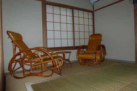 Room in guesthouse  in onsen resort  1.3 - Bed & Breakfast