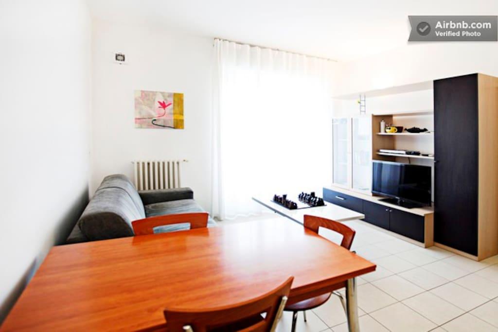 Apartment in Navigli area