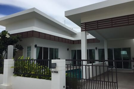 Pool Villa near Beach -  P37