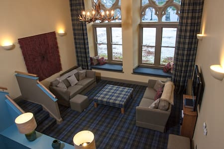 Monastery apartment by Loch Ness - Saint Benedicts Abbey - Apartment
