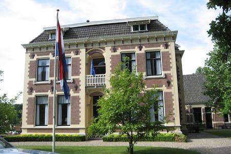 Villa landgoed Vriezenhuis - Maison