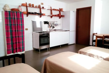 The apartment is very close to Rho Fair and Milan, it  joins the convenience of reaching Rho Fair (5min) and Milan (20 min) in a few time with the convenience of a large bright space +the hospitality of young italian people :)