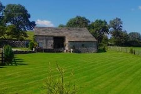 Skirfare Barn - Group Accomodation - Kilnsey - Inny
