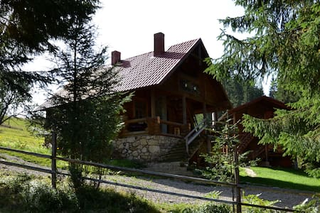 JAZZ XATA in the Carpathians - House